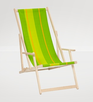 This chair was made for finishing that great summer read. (conranusa.com)
