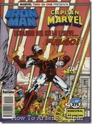 P00095 - El Invencible Iron Man - 207 &amp; #208