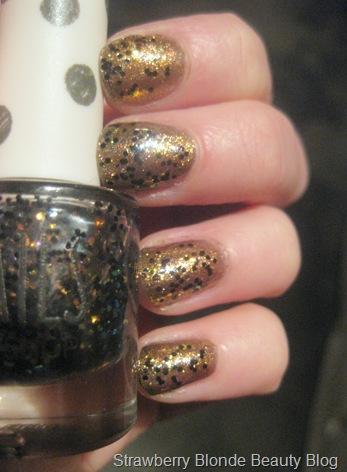 Topshop-Mercury-Rising-Bronze-glitter-nail-polish-swatch