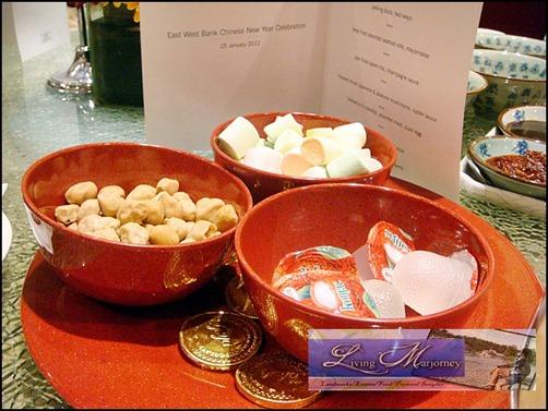 Chinese New Year at Hyatt Hotel