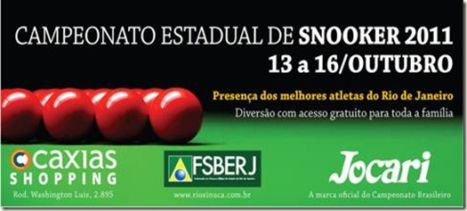 Caxias Shopping Snooker