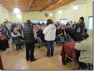 Ordenamiento Urbano se reunió con vecinos para escuchar las necesidades e inquietudes del sector