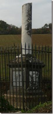 Monumento conmemorativo al General Concha