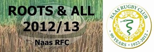 Naas RFC banner