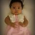Baby Auni sudah 4 bulan