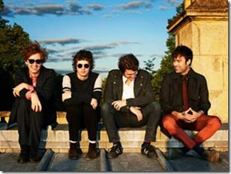 the kooks en mexico 2012