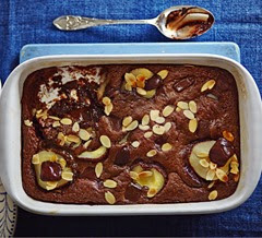 squidgy-chocolate-pear-pudding