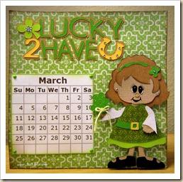 yolie calendar page