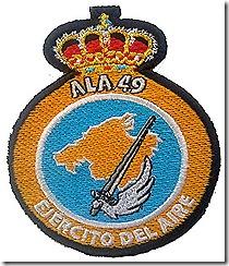 escudo ala 49