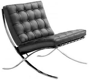silla-minimalismo-arquitectos-Ludwig-Mies-Van-Der-Rohe