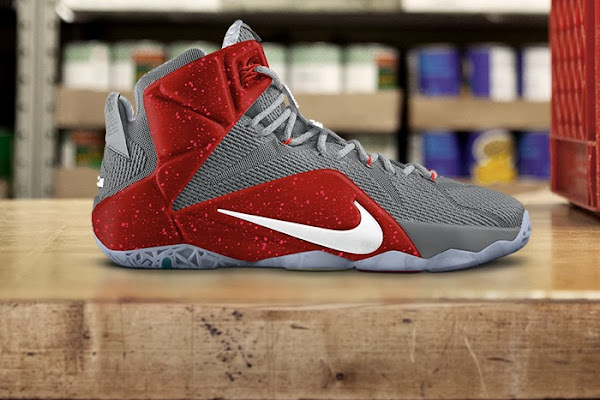 LeBron James to Wear LeBron 12 iD Designed for 8220Ohio Heroes8221