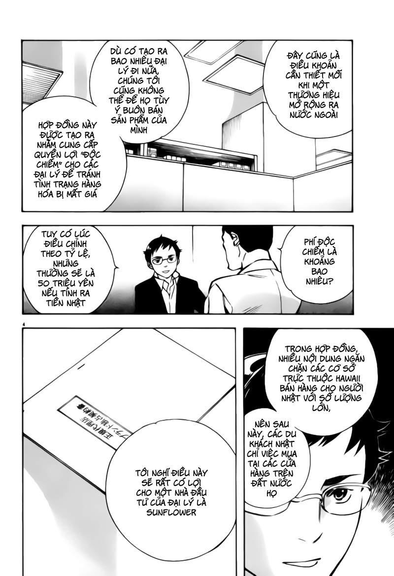 Shin Kurosagi - Con Diệc Đen 2 chap 197 - Trang 4