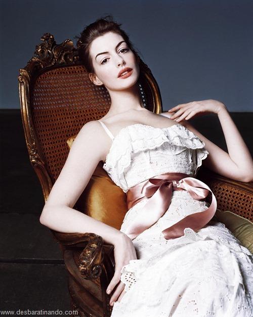 anne hathaway linda sensual sexy desbaratinando  (1)