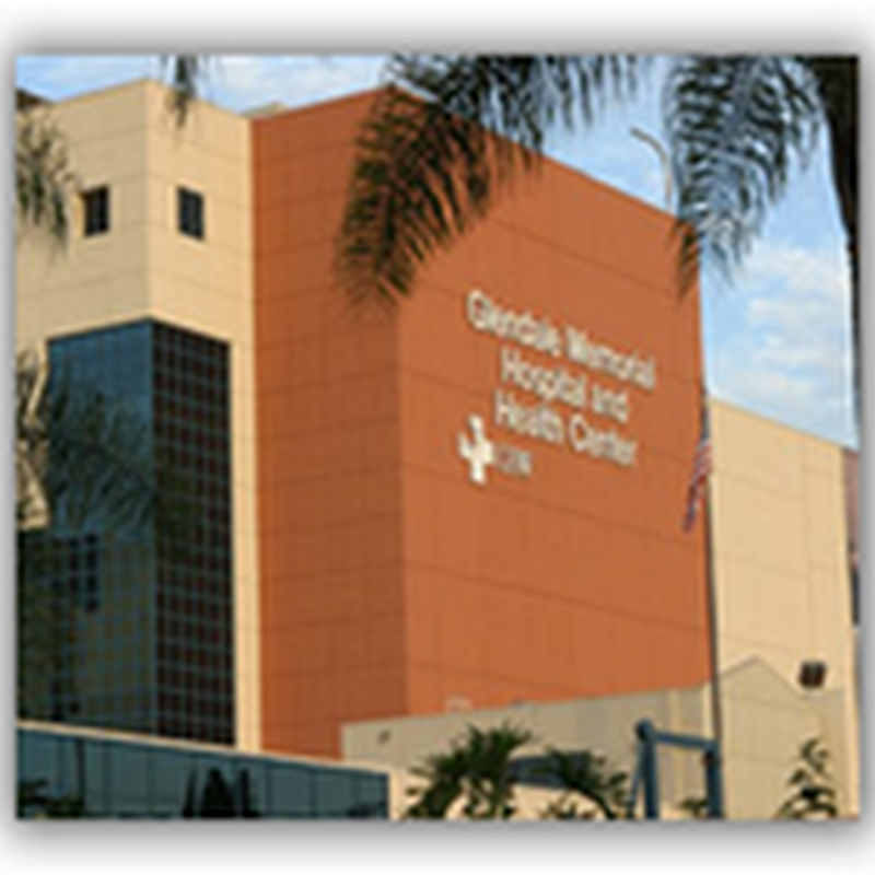 Glendale Memorial Hospital Announces Layoffs Due To Cuts in Government Insurance and Recession