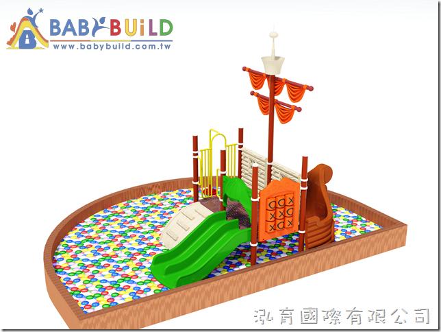 BabyBuild 室內遊樂設施規劃