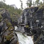 Водопад(очень мощный кстати)