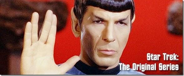 Spock - 1960s Live Long & Prosper