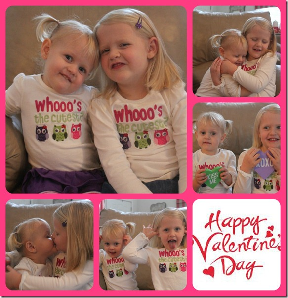 Valentine 2013 collage
