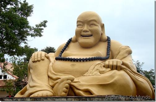 Maitreya ou Buda Sorridente