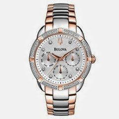 selection of bulova watches