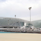HD Wallpapers 2009 Formula 1 Grand Prix of Abu Dhabi