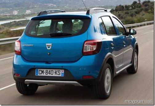 Dacia Sandero Stepway test 03