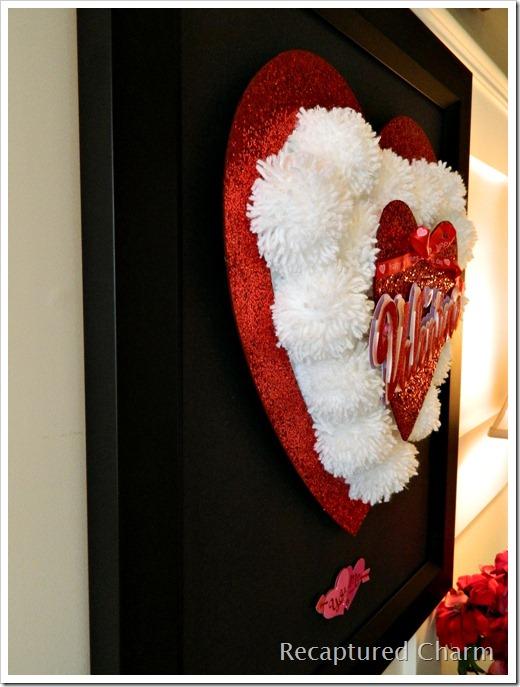 Valentine Heart Frame 073a