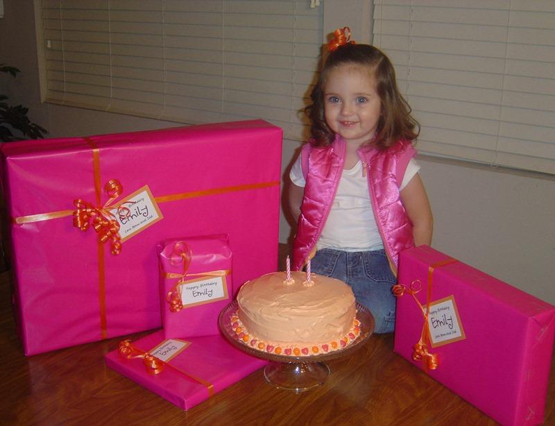Emmy's Birthday