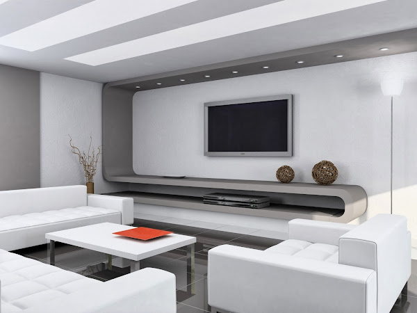 Modern Livingroom 13  Modern Living Room