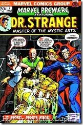 P00007 - Marvel Premiere  - Dr. Strange - por Mastergel #7