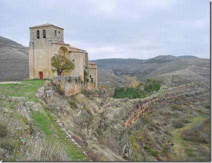 Sedano, Valle de Sedano, iglesia de Santa María