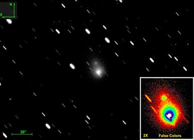 cometa C2011 J2