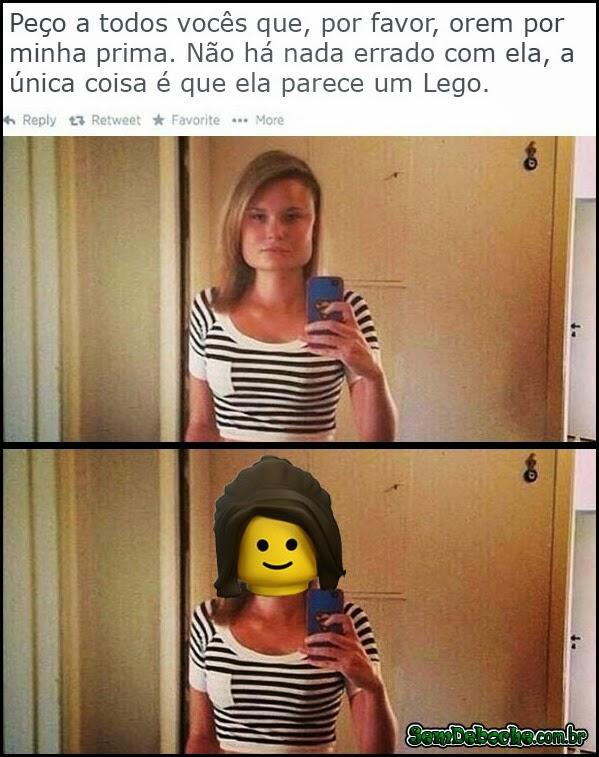 PEDINDO ORAÇÃO PELA PRIMA!