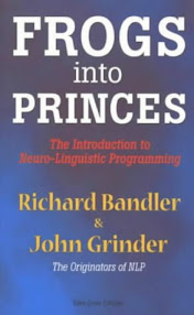 Cover of John Grinder's Book Frogs Into Princes