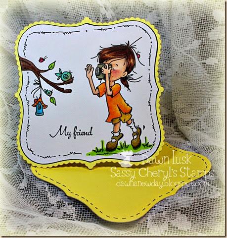 Sassy Cheryl's Stamps, ODBD