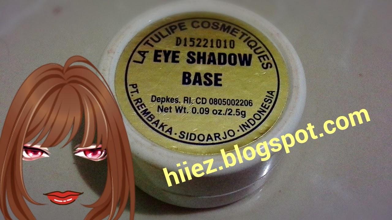 Hi Iez Eyeshadow Base La Tulipe