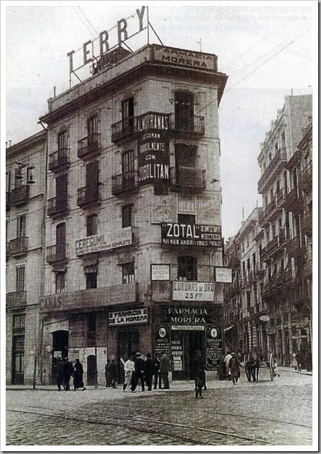 farmacia morera 1920