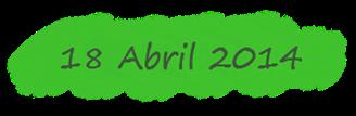 18 abril