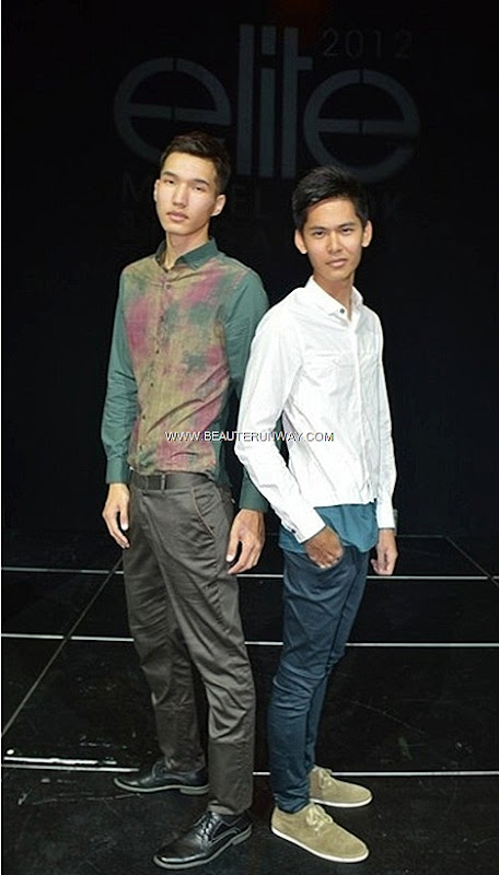 Elite Model Look Singapre 2012 Milan UK Male Winners Berik Kazymzhanov, David Hong Upfront Models Volkswagen CC, Sharan, Touareg, Touran Polo, CrossPolo, Golf Cabriolet, The Beetle, Scirocco, Tiguan, Passat, Jetta Motiv8 original DJ