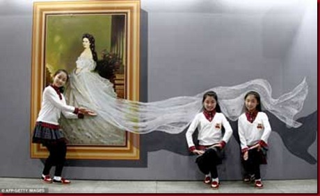 Lukisan 4 Dimensi Terbaik China 2