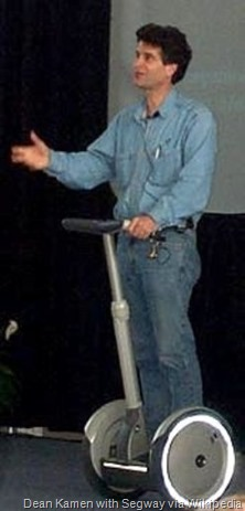 Dean-Kamen-Segway