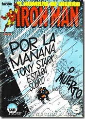 P00075 - El Invencible Iron Man #182