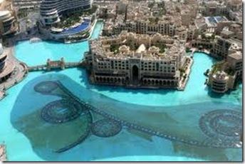 fantana din Dubai