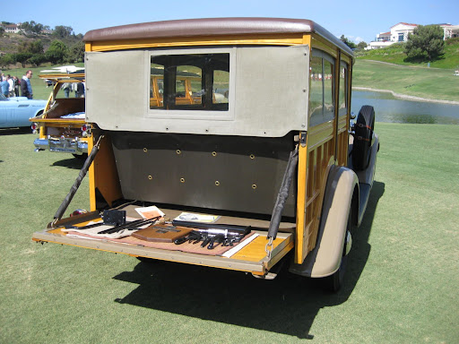 1934 Ford Woddie Station Wagon