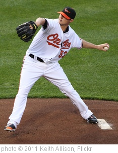 'Zach Britton' photo (c) 2011, Keith Allison - license: http://creativecommons.org/licenses/by-sa/2.0/