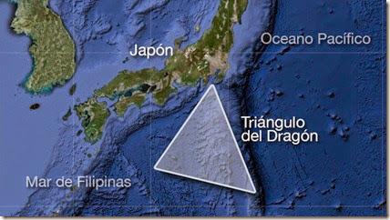 triangulo DEL DIABLO