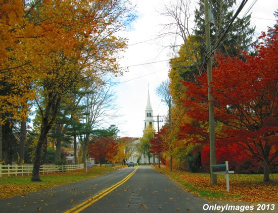 CT fall steeple
