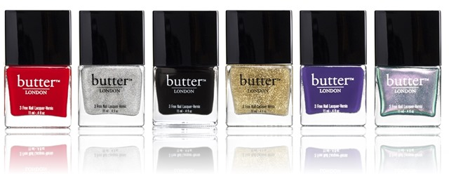 butter LONDON Illusionists Lacquer Collection (Holiday 2013) #nails