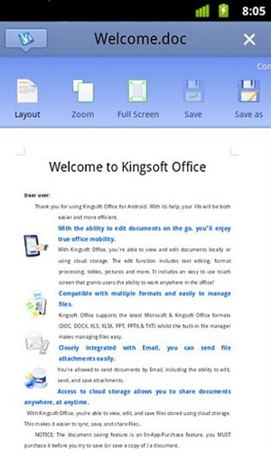 kingsoft-android