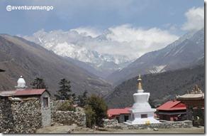 Tengboche Stupa